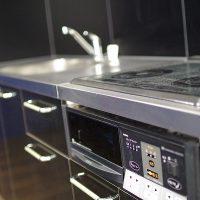 キッチンが使えるスタジオ