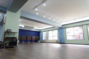 レンタルスタジオ 六本木 麻布十番 ダンススタジオ レンタルスペース 教室 稽古場向き